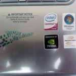 hp dv5 palmrest