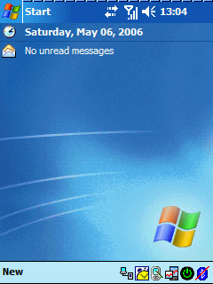 Pocket PC Theme - Windows Mobile 2003 SE Default
